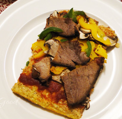 Incredible Pizza Crust
