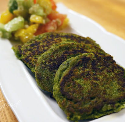 Paleo Plantain Falafel