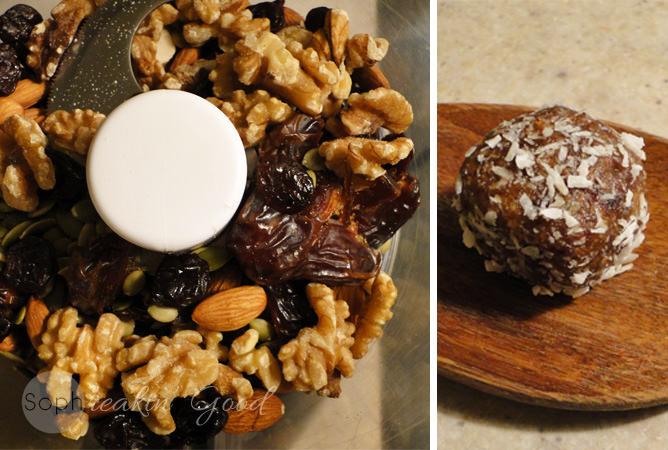 Fruit & Nut Balls