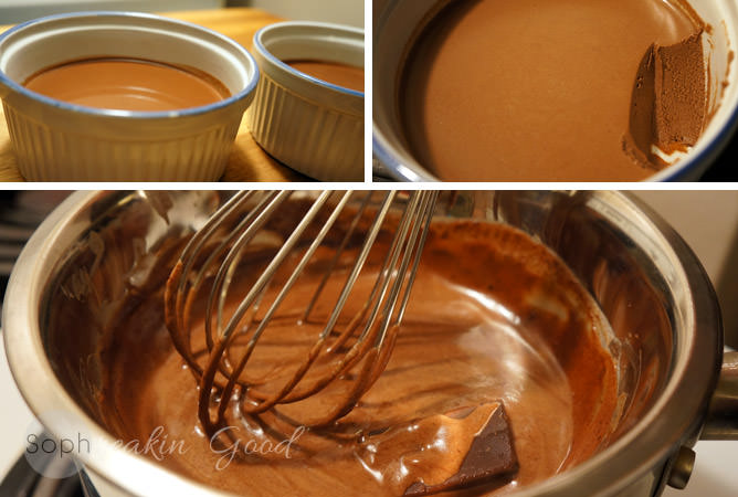 how to make chocolate mousse with 2 ingredients