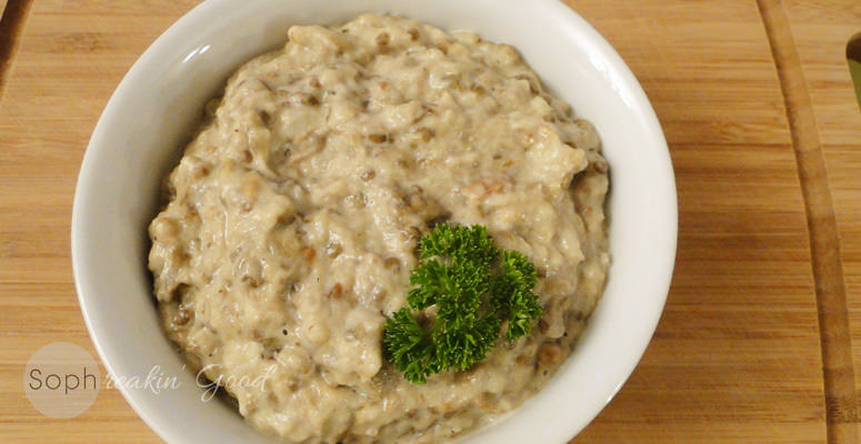 Roasted Baba Ghanoush