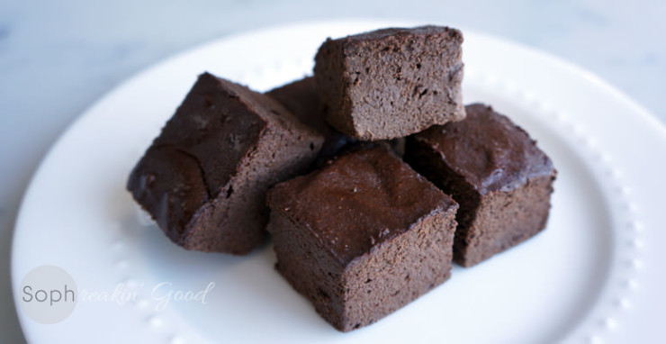 recipe: paleo chocolate banana brownies [10]