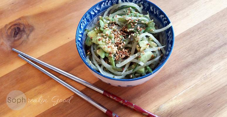 Paleo Seaweed Salad