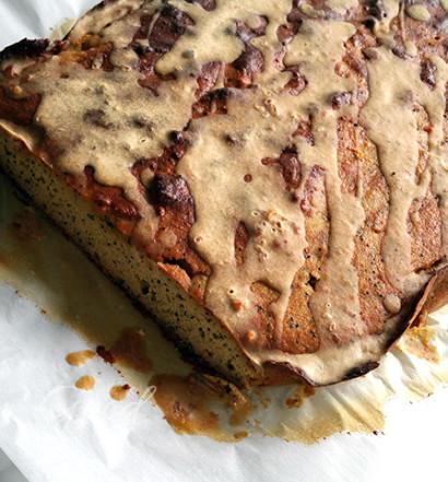 Paleo Lemon Poppy Seed Cake